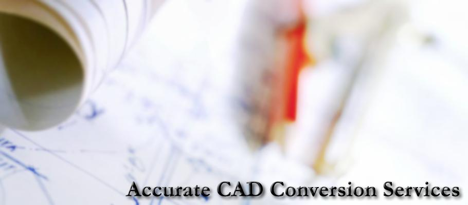 CAD Conversion