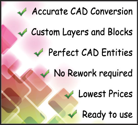 cad conversion services